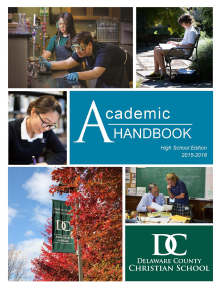 High School Academic Handbook