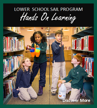 Learn more about Lower School SAIL