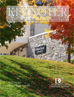 Fall 2013 Keynoter cover