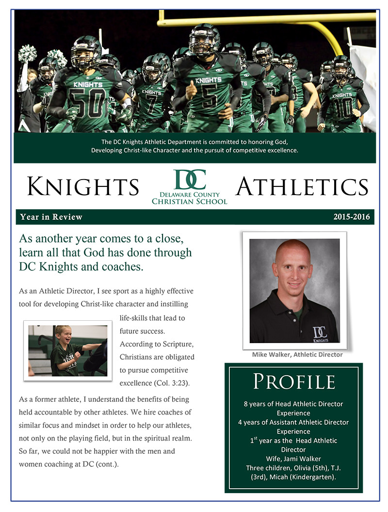 DC Knights Year in Review 2015-16