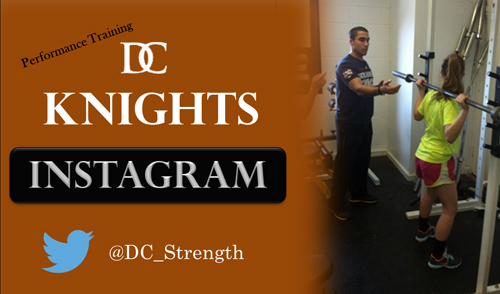 DC Performance Training on Instagram