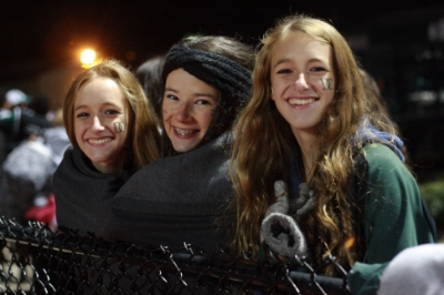 Football Game Fans