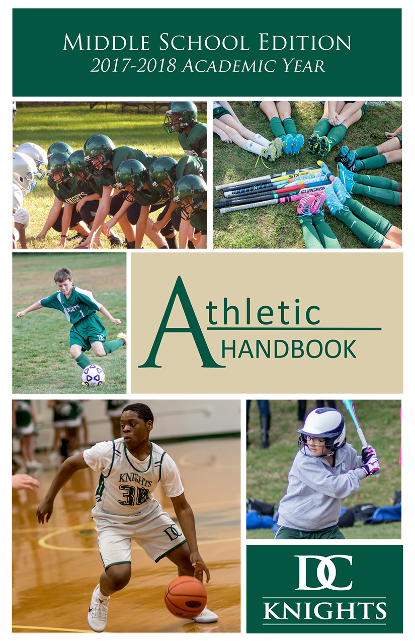 View the MS Athletic Handbook
