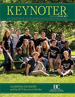 2016-17 Spring Keynoter cover