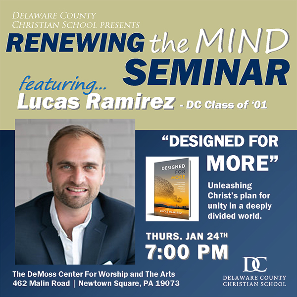 Renewing the Mind | January 24, 2019 | 7:00pm