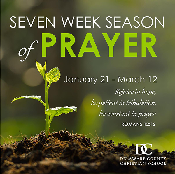 Seven Weeks of Prayer